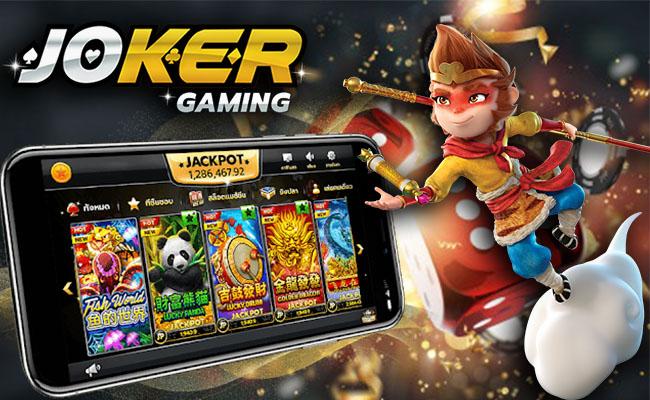 Why Choose Joker123 Slot Games